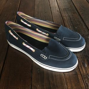 🌿⚓️Sperry Top-Sider Navy Boat Shoes